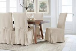 Serta Relaxed Fit Smooth Suede Furniture Slipcover for Regul