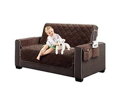 Home Dynamix Reversible Couch Cover | Spills, Stains, Rips &