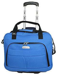 Airlibiano Rolling  Personal Item laptop case Airlines Front