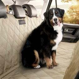 Perfect Pet Seat Cover - Dog and Cat Car Cover/Hammock - Wat