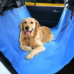 Pet Seat Cover Mat Car Rear Couch Cushion Dog Protects Water