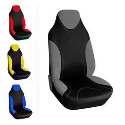 MAXTUF Seat Cover, Universal Front Seat Protector with 3mm B