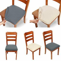Set of 2/4Pcs Stretch Removable Washable Dining Room Chair S