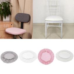 Set of 4 Comfortable Dining Chair Seat Cover Machine Washabl