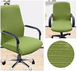 Shihualine Office Slipcovers Cloth Chair pads Removable Cove