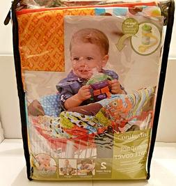 Infantino Shopping Cart Highchair Cover Compact 2-in-1