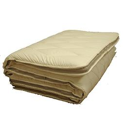 Toyobo Sleeping pad futon 39inch x 82inch ivory BREATH AIR b