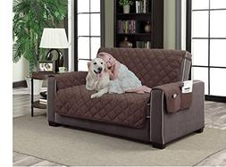 Home Dynamix Slipcovers: All Season Quilted Microfiber Pet F