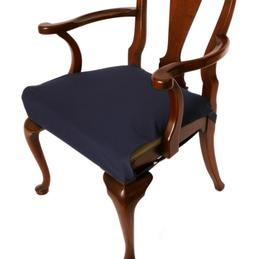 SmartSeat Dining Chair Cover and Protector - Sandstone Tan -