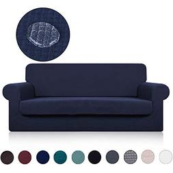 Sofa Cover with Separate Seat Cushion Cover - Water Repellen
