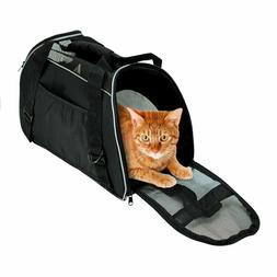 Soft Cushion Sided Pet Carrier Travel Bag Airline Approved F