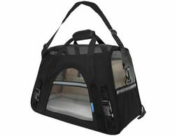 Oxgord Soft Sided Airline Approved Travel Pet Carrier