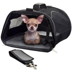 WorldPet Soft-Sided Pet Carrier Color May Vary WLM