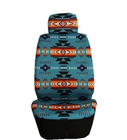 Nu Trendz Southwest Design/Navajo Print Car Seat Cover Set