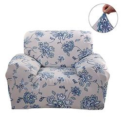 spandex fabric sofa slipcovers flower