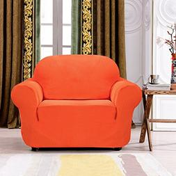 Subrtex 1-Piece Spandex Stretch Sofa Slipcover