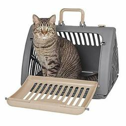 SportPet Designs Foldable Travel Cat Carrier - Front Door Pl