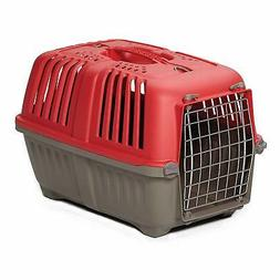 MidWest Homes for Pets Spree Travel Carrier 22-Inch Red