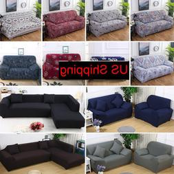 Stretch Chair Loveseat Sofa Couch Protect Cover Slipcover 1-