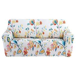 FORCHEER Stretch Sofa Covers Pattern Couch Slipcovers Armcha