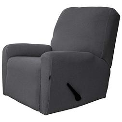 Easy-Going Stretch Recliner Slipcovers,Sofa Covers,4Pieces F
