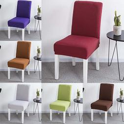 Elastic Stretch Seat Covers SET Chair Slipcover for Dining C