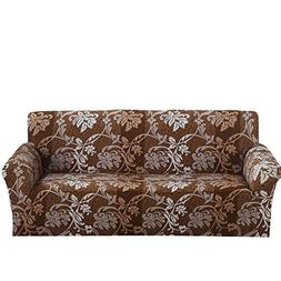 uxcell Stretch Sofa Cover Loveseat Couch Slipcover, Machine
