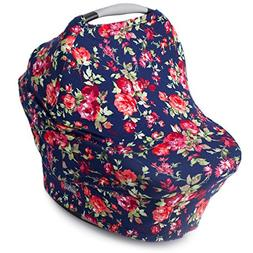 Nursing Cover, Car Seat Canopy, Shopping Cart, High Chair, S