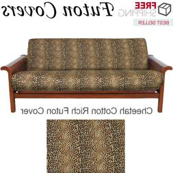 Futon Covers Prints Seat Cover