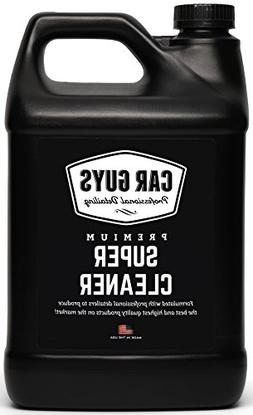 CarGuys Super Cleaner - The most effective All Purpose Clean