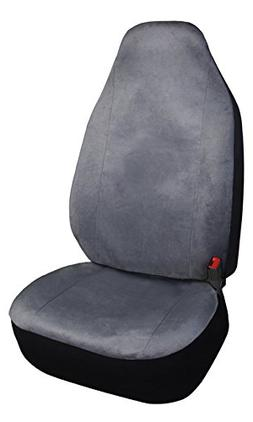 Leader Accessories Super Soft High Back Bucket Front Seat Co
