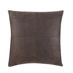 Sure Fit Ultimate Stretch Leather - Pillow Slipcover  - Weat