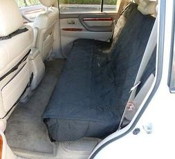 Suv Truck Car Back Seat Bench Cover For Dogs and Cats. Quilt