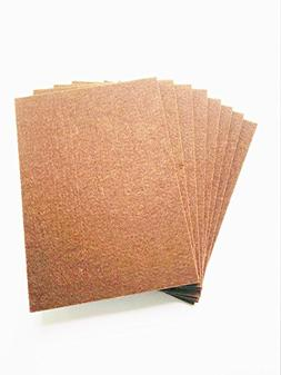 Coobl® Thick Heavy Duty Felt Sheets - 8 Sheets