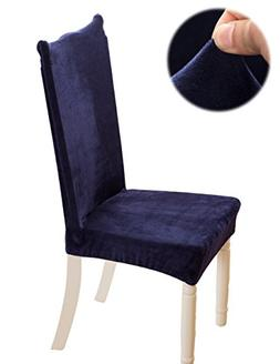 ANJUREN Thick Stretch Chair Slipcovers Polyester Spandex Sol