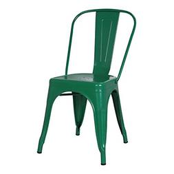 POLY & BARK EM-112-BRZ-X4 Poly and Bark Trattoria Side Chair