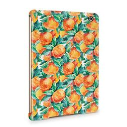 Tropical Water Paint Oranges Pattern Apple iPad Mini 2, iPad