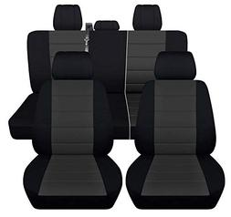 Truck Seat Covers Ford F150 2011 2012 2013 2014 Front and Re