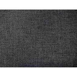 Umax Linen Texture Gray Futon Cover Full Size, Proudly Made