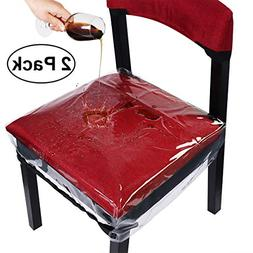 Homemaxs Dinning Chair Covers Chair Protector Waterproof Big