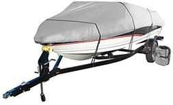 Wake by Eevelle Monsoon Series Model A Boat Cover - fits 12'