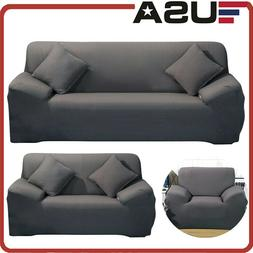 Washable Sofa Seat Cover Stretch Chair Loveseat Couch Protec