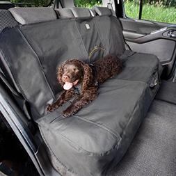 Kurgo Waterproof Extended Width Dog Car Bench Seat Cover for