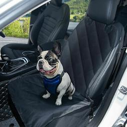Waterproof Pet Front Seat Cover For Cars Nonslip Rubber Back