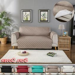Waterproof Polyester Sofa Couch Cover 2-Seat Sofa Single Sea