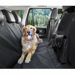 XL Waterproof Hammock Pet Back Seat Cover For Car Pick Up Tr