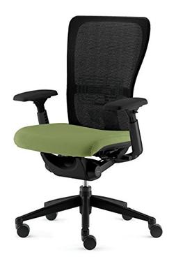 Zody Task Chair by Haworth: Advanced Model - Back Stop - Fwd
